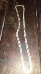 Vendo Cordão de prata pro 550