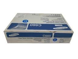 Título do anúncio: Toner Samsung CLP - C660B Cyan Original Novo