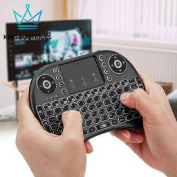 Mini teclado controle bluetooth
