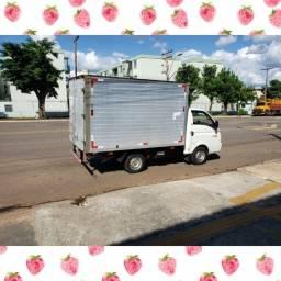Mudança Frete caminhão Bau HR, Todos os estados deste enorme brasil.<br>