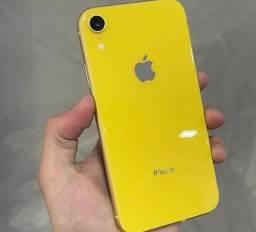Título do anúncio: iPhone XR Amarelo