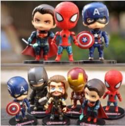 Vingadores Marvel Super Hero Incríveis