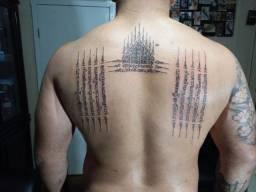 Tattoo preco especial e até 12 X no cartão