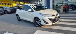Título do anúncio: Toyota Yaris XS 1.5 Hatch raridade