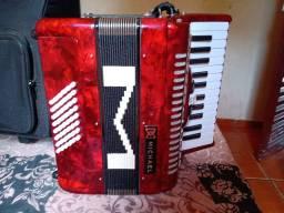 Vendo acordeon Michael 48 baixo