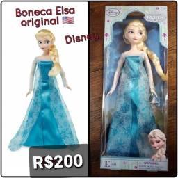 Bonecas Disney Originais, preço abaixo do mercado.