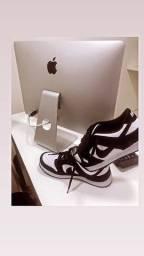 Nike dunk black white