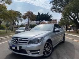Mercedes C200 2014 MENOR VALOR BR