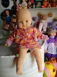 Boneca bebezinho estrela 30 cm