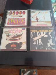 Lote cds Rolling Stones