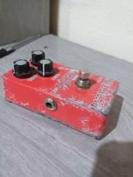 Vendo pedal de distortion axcess