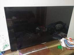 Vendo 2 tv com controle pra arrumar
