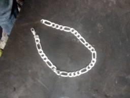 Vendo bracelete de prata