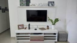 Rack e painel para TV