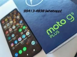 Moto G9 parcelo em 18x