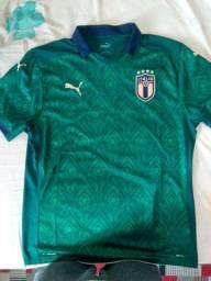 Camisa Seleção Itália II Renascença