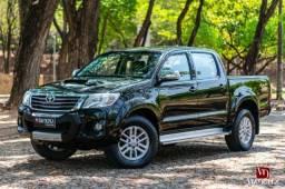 Título do anúncio: Hilux Srv 4x4 Diesel Aut