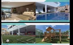 Título do anúncio: Apartamento com 2 quartos, 51 m², à venda por R$ 277.900