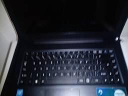 Vendo notebook funcionando perfeitamente