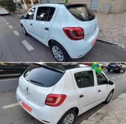 Título do anúncio: Renault Sandero Authentique Flex 1.0 12V 5p 2018