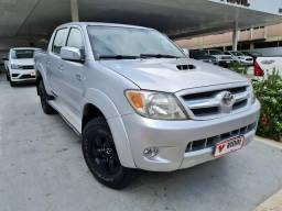 Título do anúncio: Toyota Hilux SRV 3.0 AT