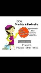 Título do anúncio: Faxina