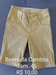 Bermudas Usadas