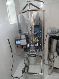 Envasadeira eletro pneumática para líquidos pastosos !