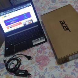 Notebook Acer Aspire 5 Core I3 8ª Ger. 12gb SSD 256 15.6''