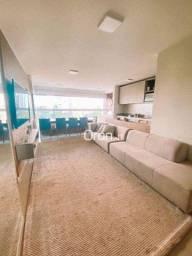 Título do anúncio: Apartamento com 3 dormitórios à venda, 94 m² por R$ 735.000,00 - Jardim Atlântico - Goiâni