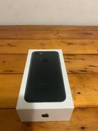 Caixa iPhone 7 black passo cartão