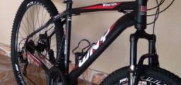 Bike 29quadro de alumínio çabio da Shimano e paco  traseiro dianteiro Shimano traseiro
