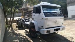 VW 16300 1999  Trucado no Chassi