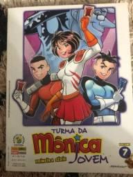 Livro Turma da Mônica Jovem Volume 7