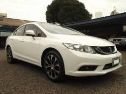 Título do anúncio: Honda Civic LXR 2.0 2015 Única Dona