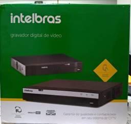 Título do anúncio: GRAVADOR DIGITAL DE VÍDEO MHDX 1116 - AM (INTELBRAS)