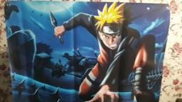 Título do anúncio: Painel e displays  Narutos.