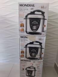 Panela Elétrica de Pressão Mondial 5l ,Nova , 127 volts