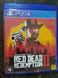 Red Dead Redemption 2 - PS4 - Mídia Física - Lacrado (Limeira-SP)