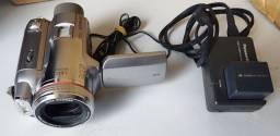 Panasonic PV-GS500 4MP 3CCD MiniDV filmadora com zoom estabilizado de imagem óptica 12x