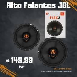 Alto Falantes 6x6 JBL 100w PAR