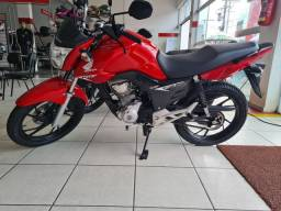 Título do anúncio: Moto Honda Fan 160 Entrada: 1.000 Financiada!!!