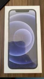IPhone 12 (Lacrado) 128gb Preto com nota fiscal