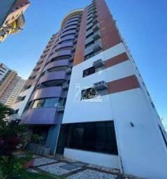 Título do anúncio: Apartamento com 3 dormitórios à venda, 91 m² por R$ 390.000,00 - Guararapes - Fortaleza/CE