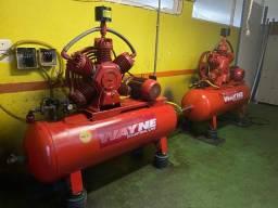 Título do anúncio: Compressor Wayne 425 litros