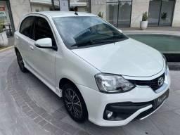 Título do anúncio: Toyota Etios PLATINUM 4P