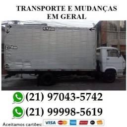 Transportes e Mudanças em Geral, Ajudantes e Montador de Móveis