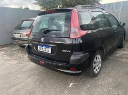 Vendo ou troco Peugeot 206 sw 2006