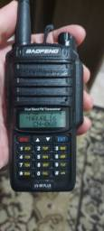 Rádio HT Baofeng UV 9R Plus