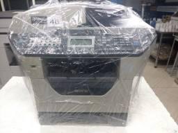 Impressora Multifuncional Laser com toner cheio e garantia